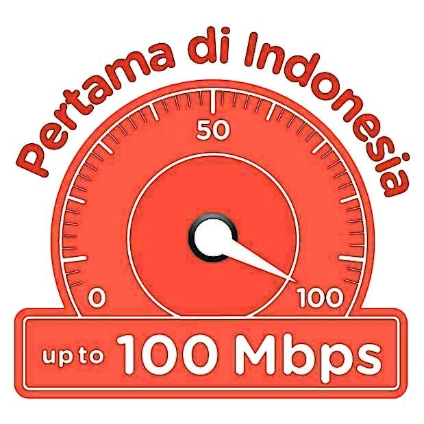 indihome 100mbps