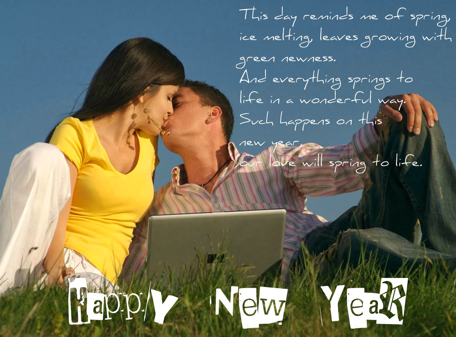 Happy New Year 2014 Romantic Greetings Wishes HD Wallpapers. 1600 x 1183.Happy New Year Wishes In Hindi Word 140