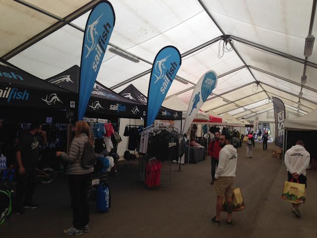 Sailfish Half Triatló Berga : Feria del corredor