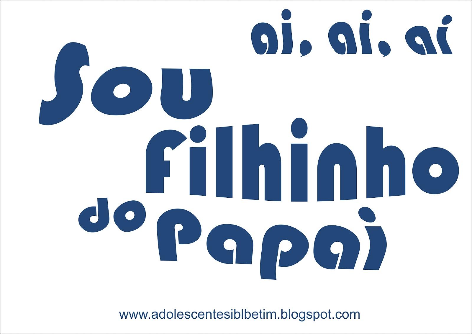 Agrada O Papai Que Tu Monta rede bteen: fevereiro 2012
