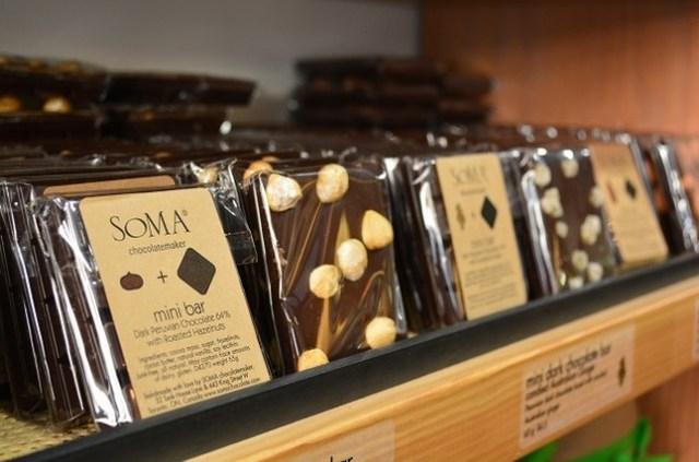 Soma the top quality chocolates