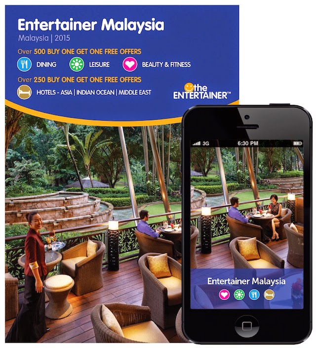 The Entertainer Malaysia 2015 Launches With New Merchants and More Value