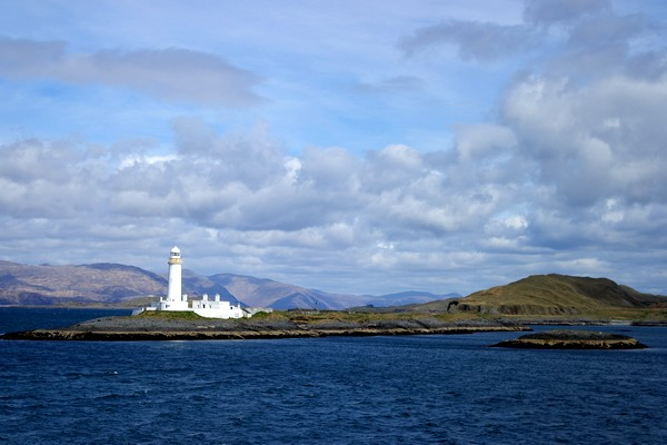 écosse highlands ferry île mull phare lismore