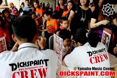 Jasa Face Painting Anak Jakarta