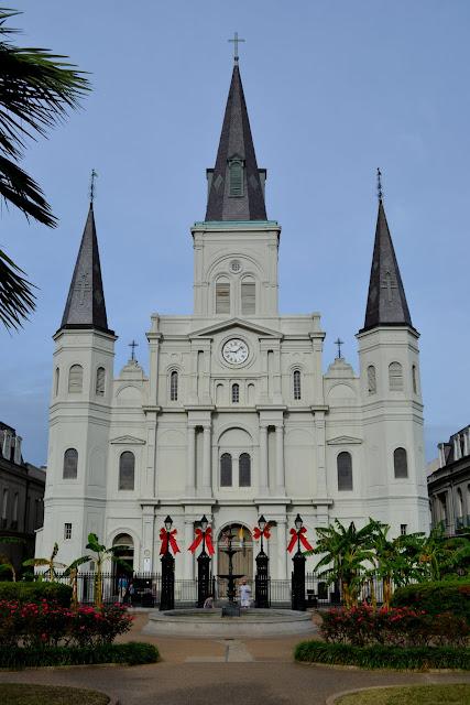 Собор Святого Людовика, Новый Орлеан (St. Louis Cathedral, New Orleans)