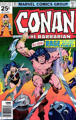 Conan the Barbarian #65