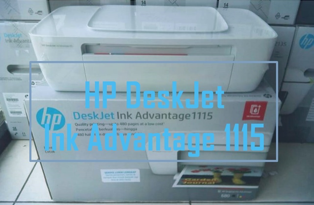 HP DeskJet Ink Advantage 1115-Instagram