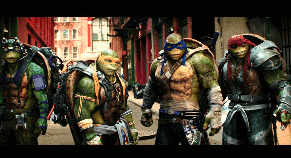 تحميل لعبة teenage mutant ninja turtles out of the shadows