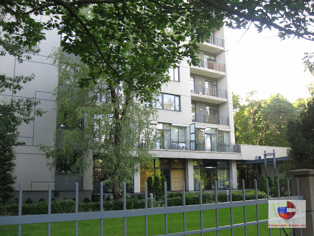 Osobnyak hotel latvia jurmala majori