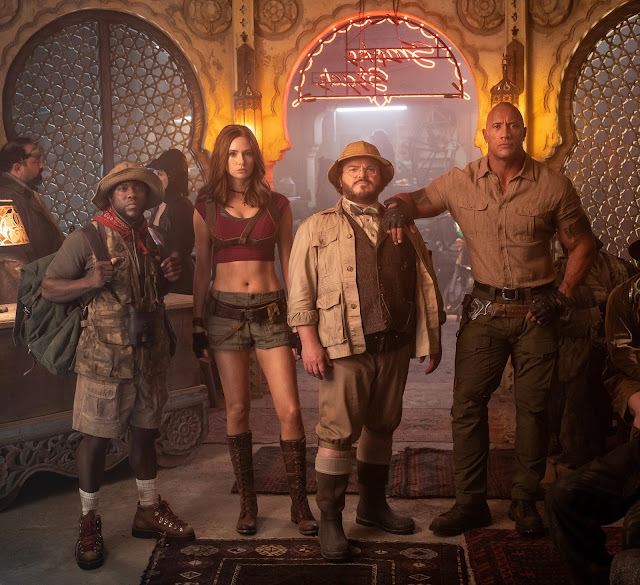 LOOK: Here's the First-Look Photo for the Upcoming Untitled JUMANJI Sequel