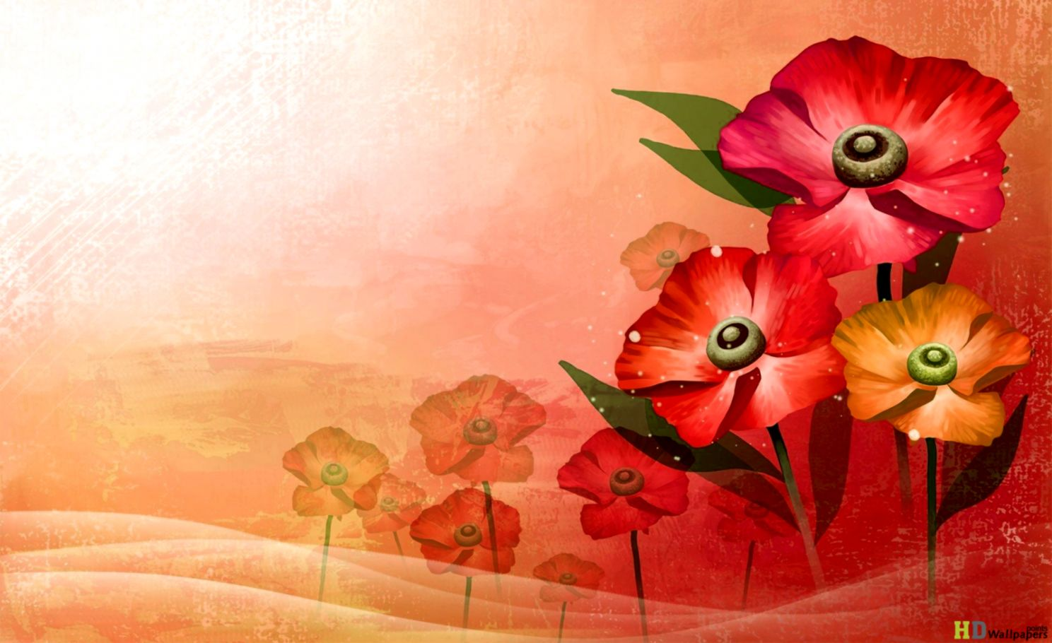 3d Wallpaper Flower Background Joss Wallpapers