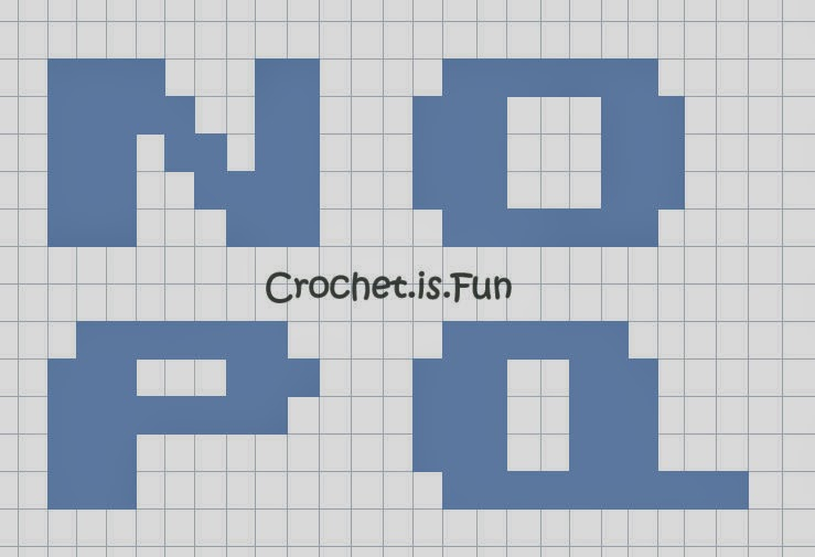 Crochet.is.Fun: Free pattern: Alphabet Graph