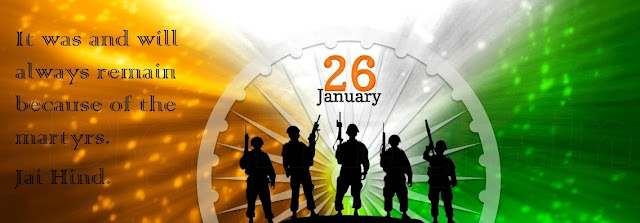 Republic Day Facebook Cover Images