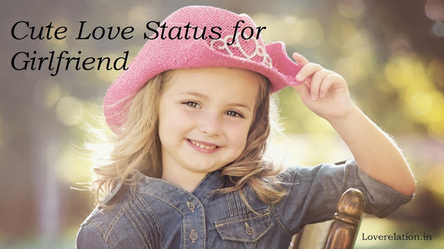 Romantic Cool Love Girlfriend Status