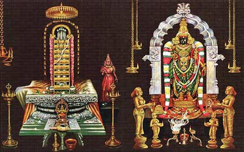 "The Five Elements Temples in South India dedicated to ""Lord Shiva"" Mahadev"