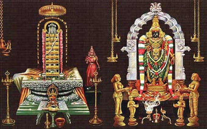 """The Five Elements Temples in South India dedicated to """"Lord Shiva"""" Mahadev"""
