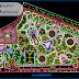 مخطط مشروع مخيم الشباب كاملا اوتوكاد dwg