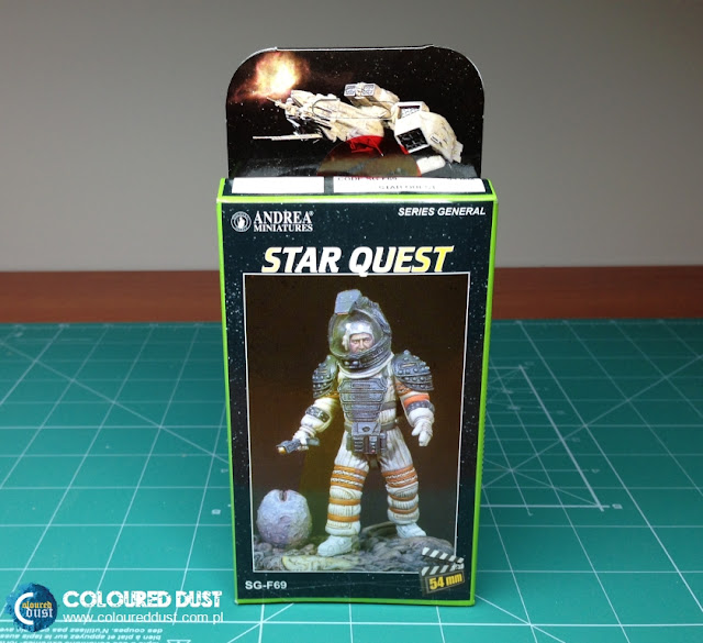 Star Quest (Andrea Miniatures) SG-F069