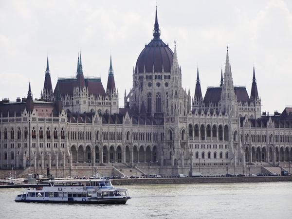 Partir en vacances à Budapest