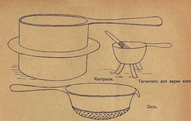 учимся рисовать посуду