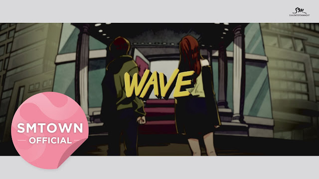 Luna dan Amber f(x) Pesta EDM di MV 'Wave'
