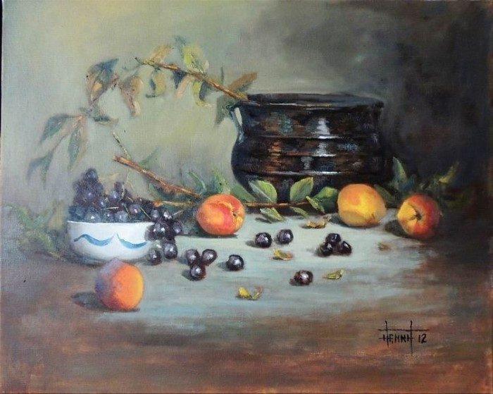 Бразильский художник. Daniel Penna