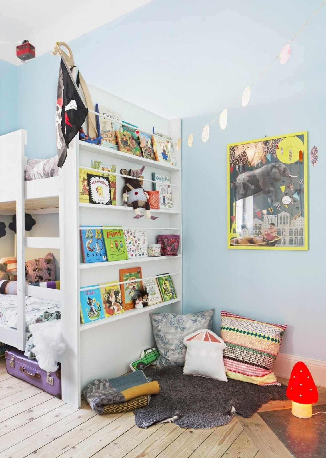 Pequefelicidad ideas ikea para crear un rinc n de lectura for Comfy kussen