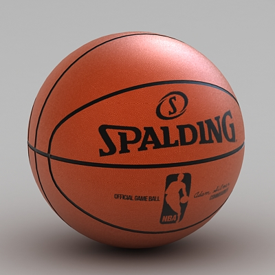basketball 3d model free
