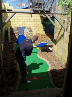 Blackbeard's AdventureGolf Courses in Hunstanton, Norfolk