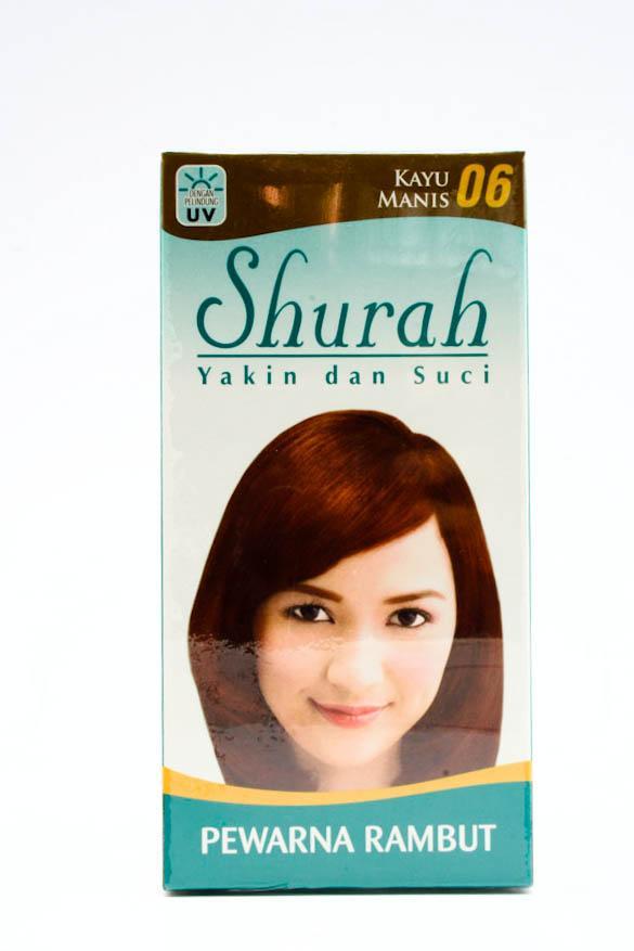 Shurah+ +Shurah+P.R+Kayu+Manis+UV15.30