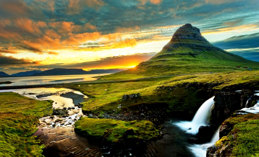 Iceland Hd Wallpaper Landscape Wallpapers Latest