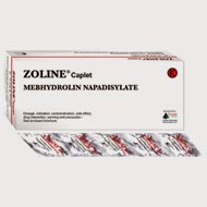 Zoline - Mebhydrolin