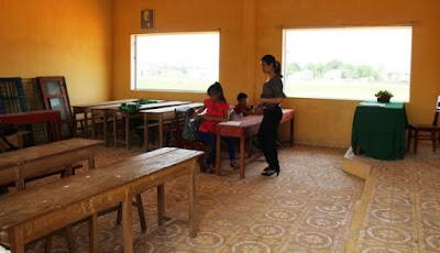 học sinh khu vực bị Formosa ảnh hưởng chưa đến trường
