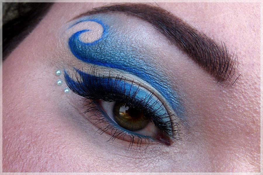 Sailor Neptun Make up