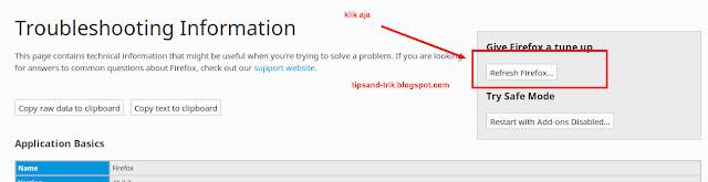 Cara Memperbaiki Firefox Tidak Bisa Buka HTTPS