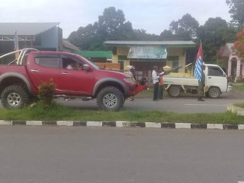 Gelar Demo Dukung ULMWP, Polisi Bintuni Bubarkan dan Amankan 35 Warga Papua