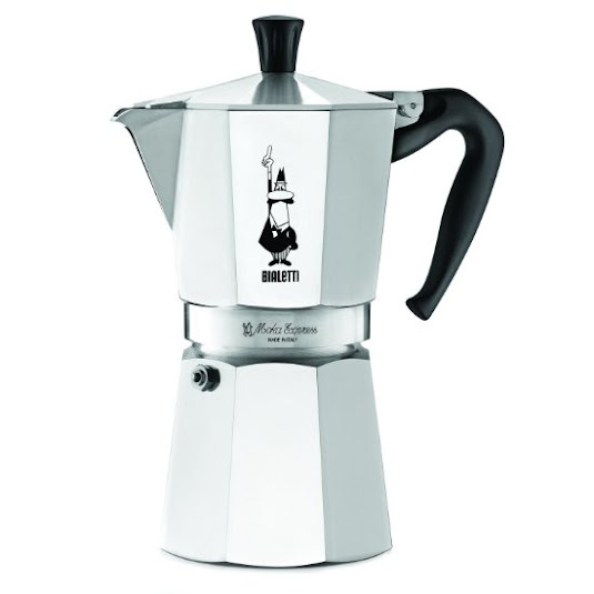 Gifts for Home - Bialetti Stovetop Espresso Maker