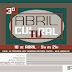 IFPE Divulga a programação do Abril Cultural 2019