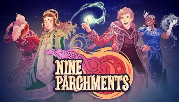 Nine Parchments Free Download