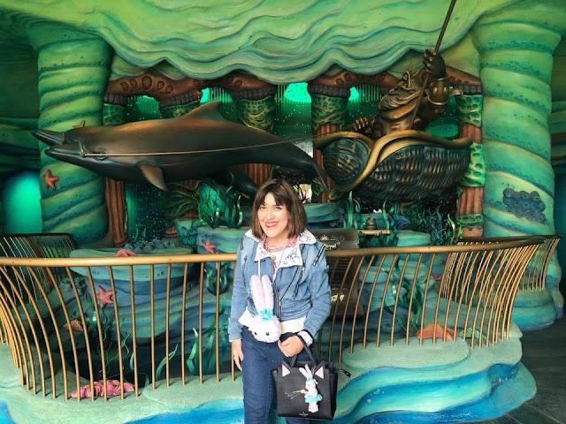Bienvenue à Tokyo Disneysea