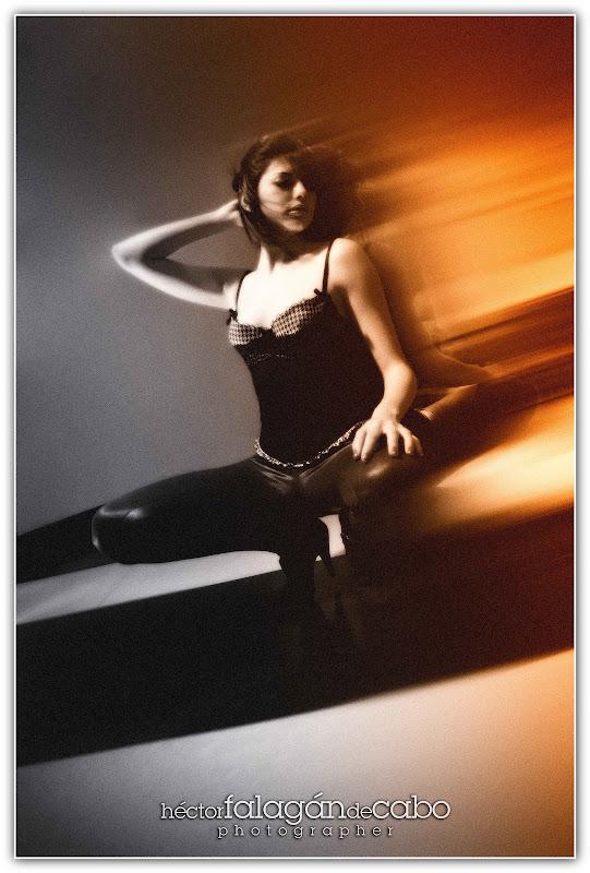 Modelo - Dalal - Sesión: ¨En si misma¨ - Photo Book / Fotografías por Héctor Falagán De Cabo | hfilms & photography
