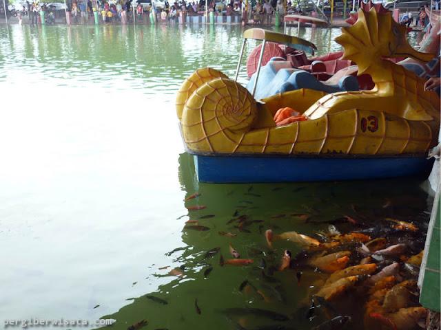 Danau Tanah Mas, 17 Obyek Wisata di Palembang dan Sekitarnya yang Wajib anda kunjungi