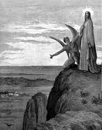 LA SEGUNDA TENTACIÓN DE JESÚS EN EL DESIERTO