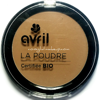 Review: Compact Powder - Avril
