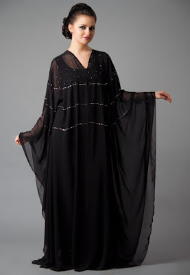 New abaya designs for classy look 2017