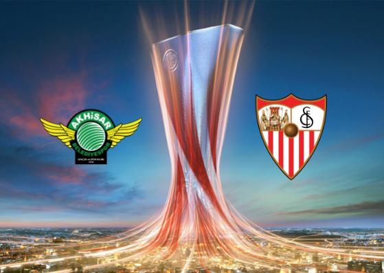 Akhisarspor vs Sevilla - Highlights 08 Nov 2018