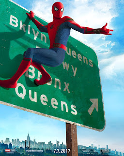 "Nuevo poster de ""Spider-Man: Homecoming"""