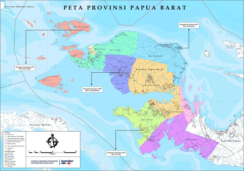 Suku Asli Penduduk Kabupaten Kaimana - Ardi La Madi's Blog