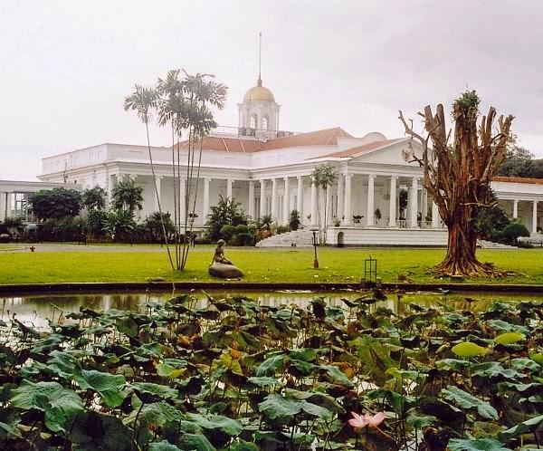 Istana Bogor - Info Kota Bogor
