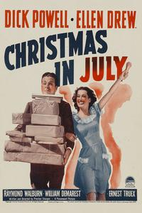 Watch Christmas in July Online Free in HD